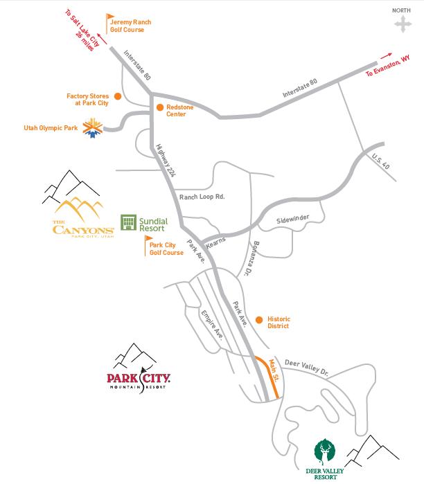 Park City - Sundial Resort at the Canyons