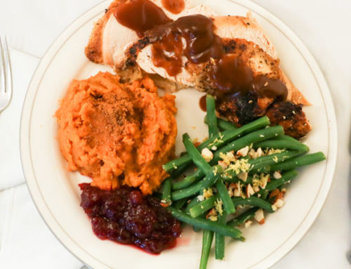 Thanksgiving in a Vacation Rental