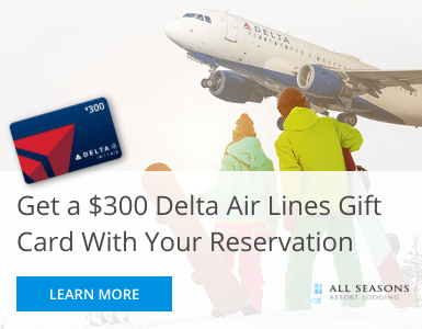 Delta Air Lines Ad $300 Gift Card