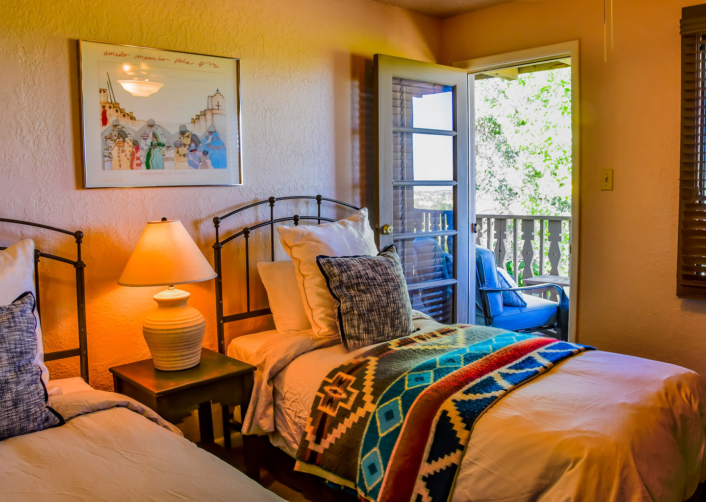 Deluxe 3-bedroom at Fort Marcy Hotel Suites