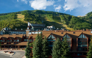 The Lodge at the Mountain Village Park City Summer