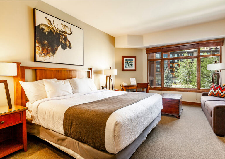 A beautiful and relaxing single room at Sundial Lodge