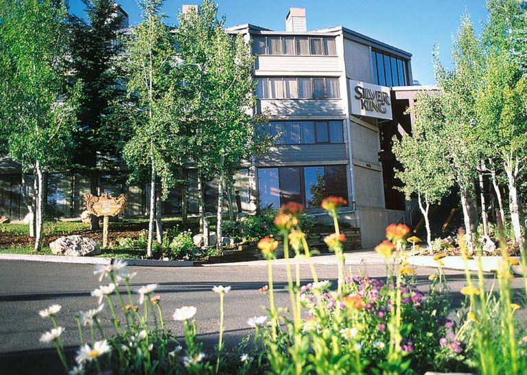 Silver King Hotel Park City