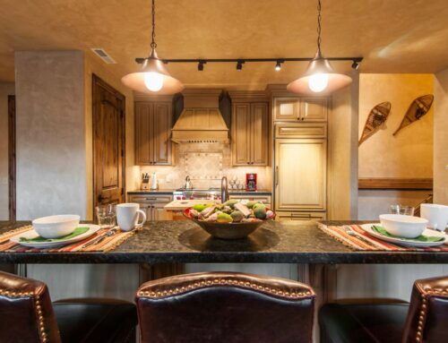 Cook in these Epic Park City Vacation Rentals