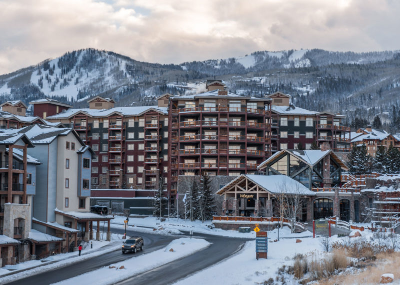 Westgate Park City ski-in ski-out access to Canyons Ski Resort