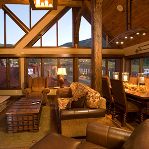 Interior of the Penthouse at The Lodge at the Mountain Village