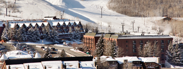 Slopeside Lodging in Park City Utah