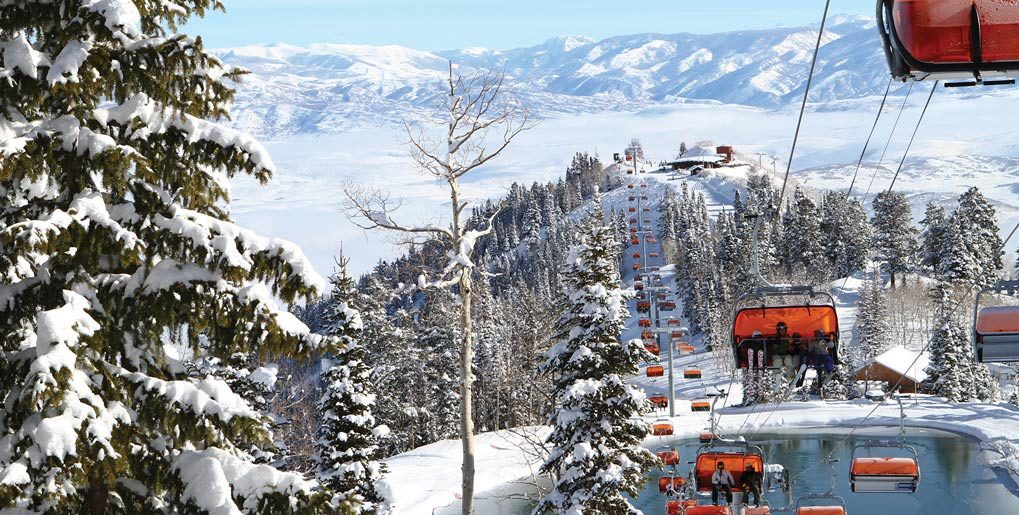 Park City Mountain Header Image