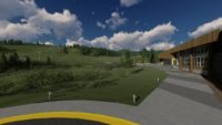 Woodward Park City Summer Overview