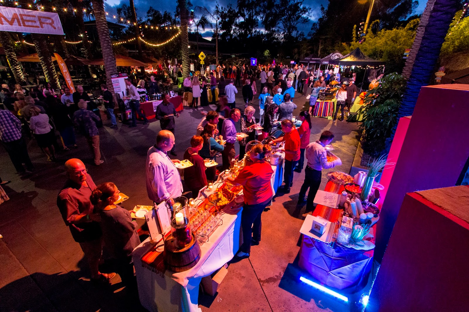Evening Event at the Santa Fe Wine and Brew Celebration