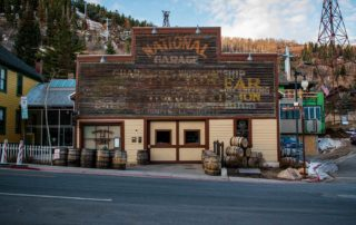 High West Distillery and Saloon in Park City