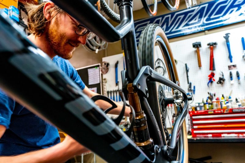 Jans Mountain Outfitters Bike and gear rental