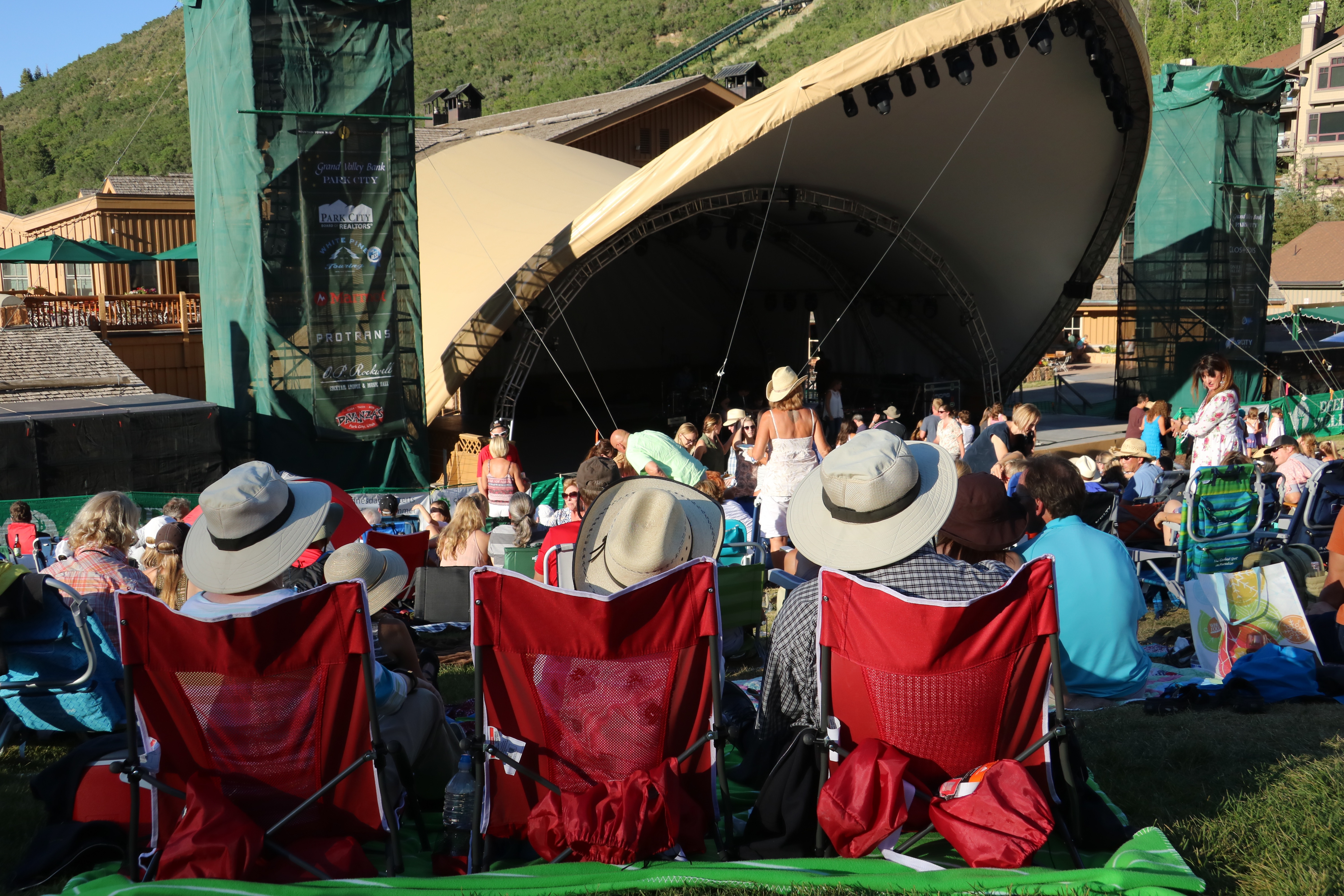 live music in park city