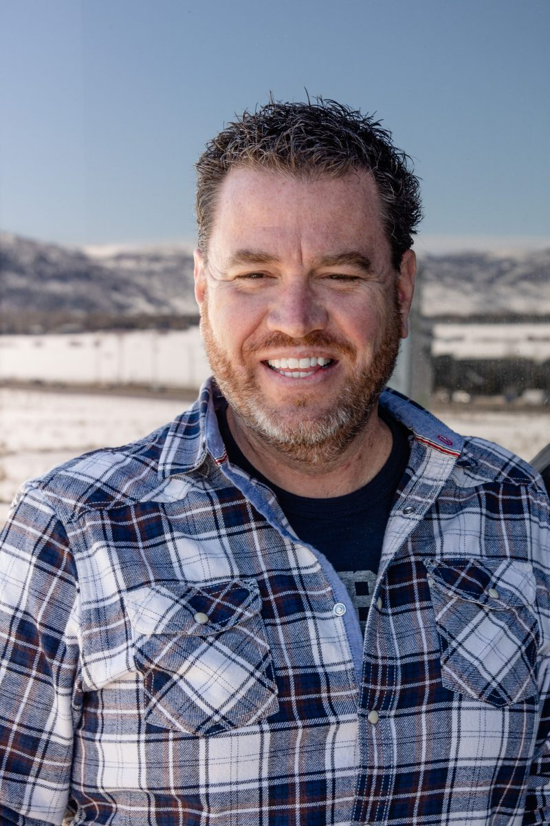 Tom Overson of All Seasons Resort Lodging in Park City
