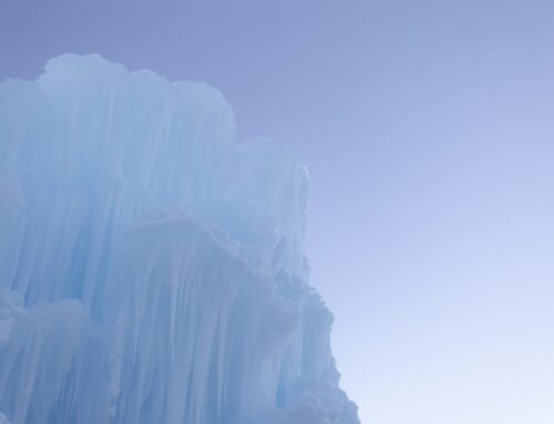 Ice Castles in Park City