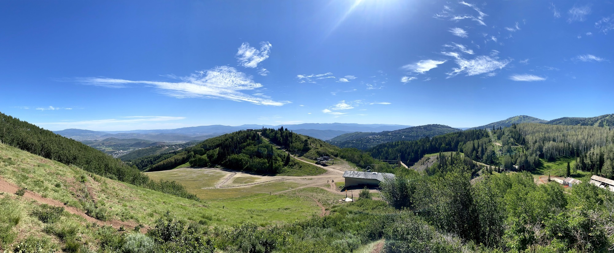 Mid-Mountain Trail in Park City